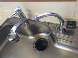 画像5: 洗面所・蛇口周りの水垢洗浄